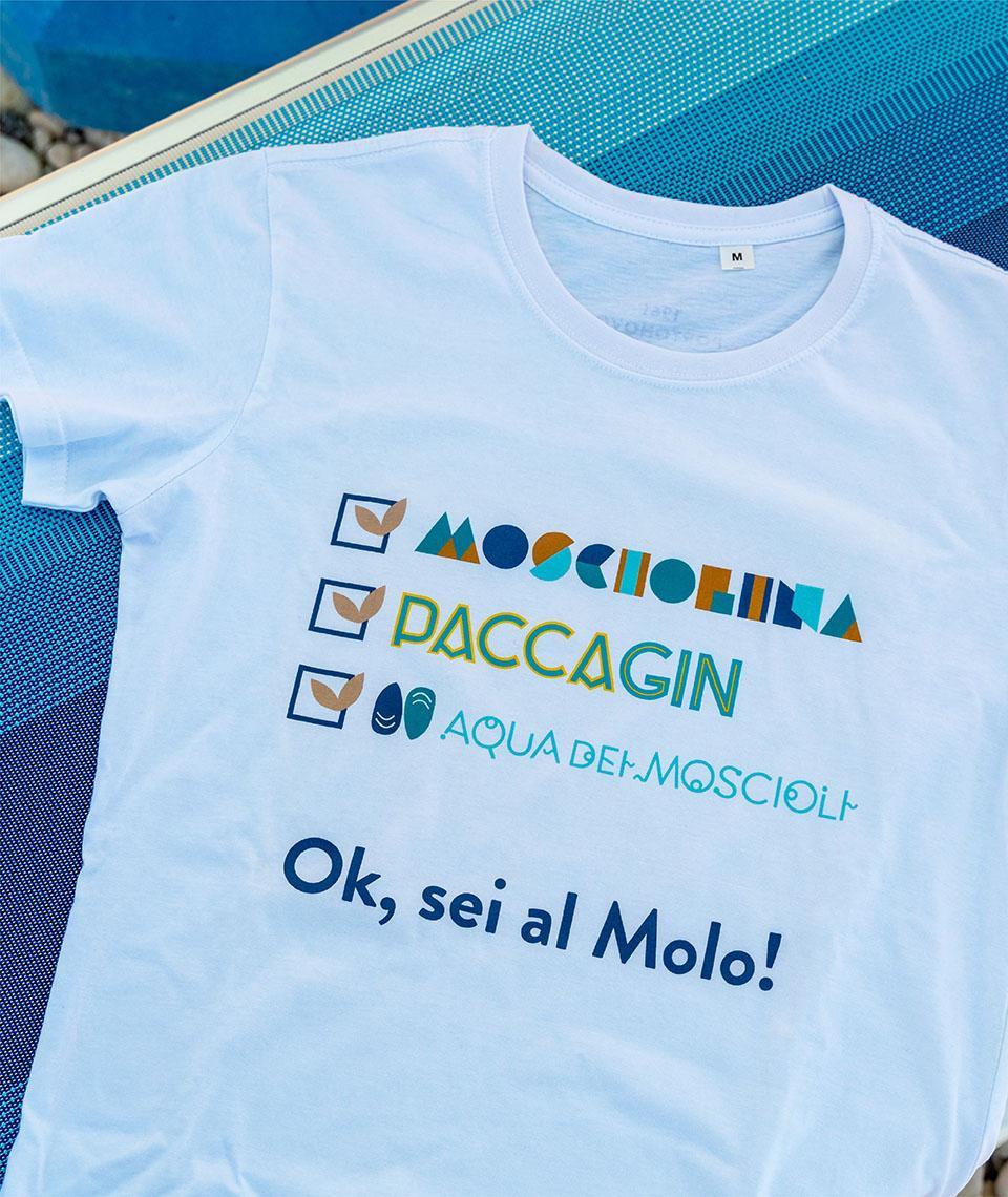 T-shirt - Sei al Molo