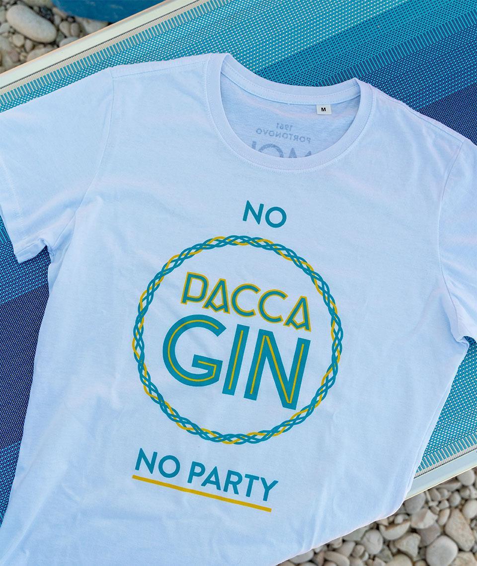 T-shirt - No Paccagin no Party
